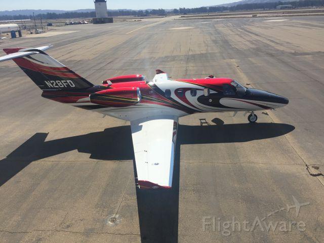 Cessna Citation CJ1 (N28FD)