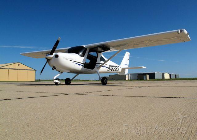 Cessna Skycatcher (N162BS) - My first C162 cross country flight!