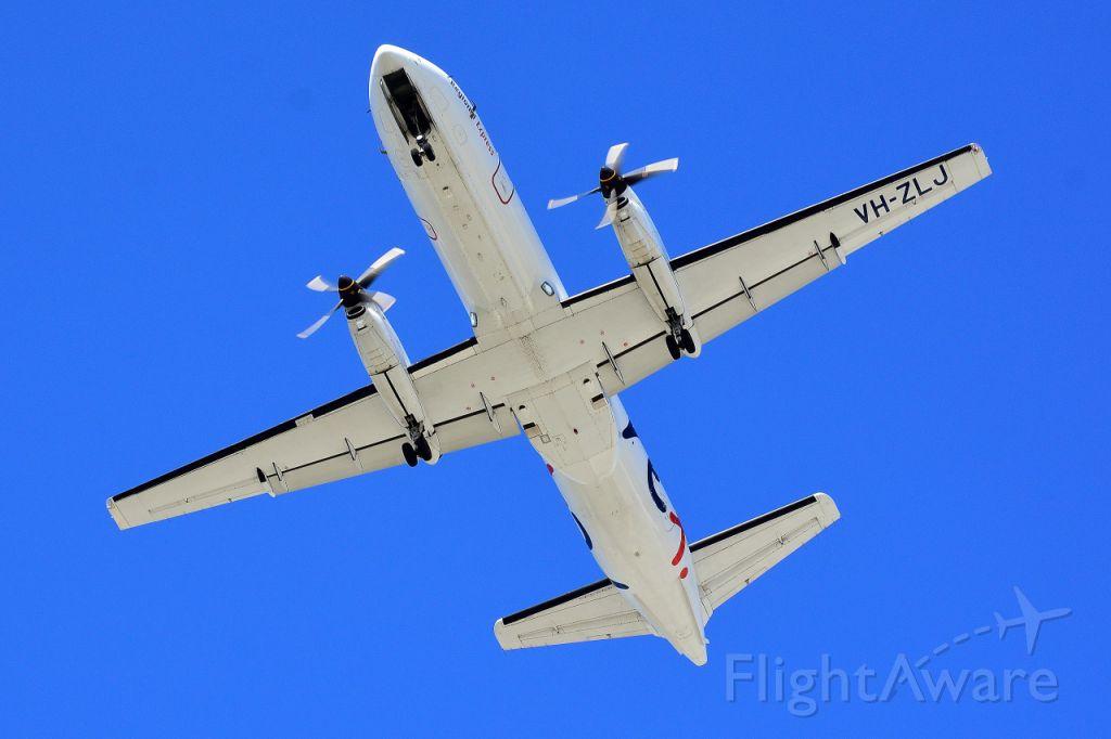Saab 340 (VH-ZLJ)