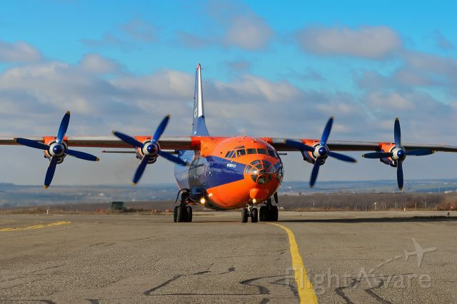 Antonov An-12 (UR-CNN)