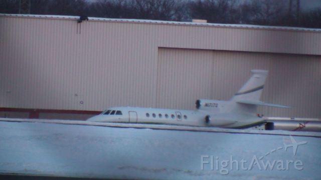 Dassault Falcon 50 (N171TG)