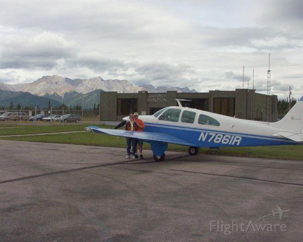 Beechcraft 35 Bonanza (N7861R)