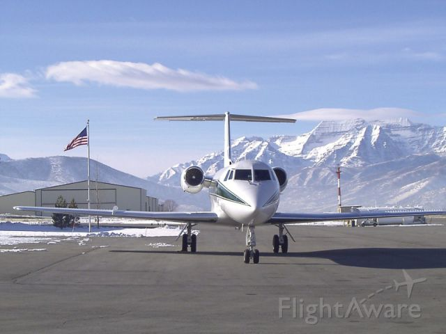 Gulfstream American Gulfstream 2 (N5117H)