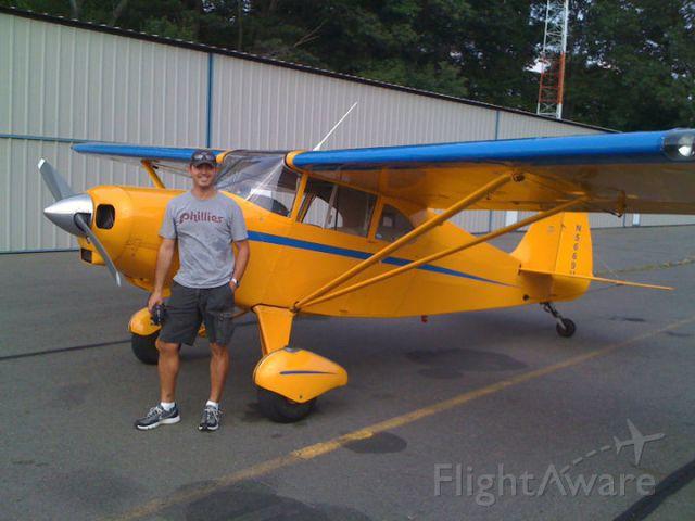 Piper PA-16 Clipper (N5669H)