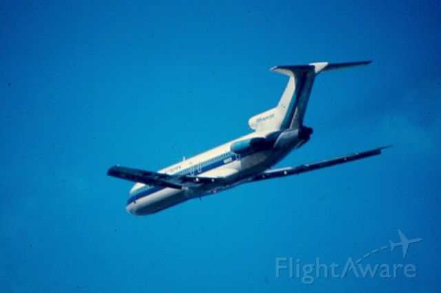 BOEING 727-200 — - Pic circa 1968-70.  Taken from Gravelly Point Park off KDCA Runway 01-19