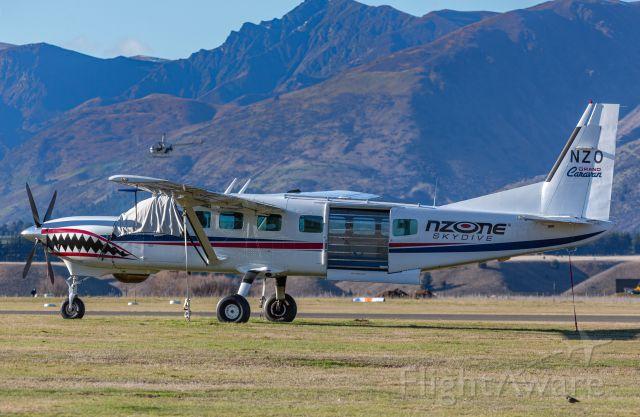 Cessna Caravan (ZK-NZO)