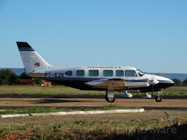 Piper Navajo (PT-EZK) - EMBRAER EMB-820C NAVAJO