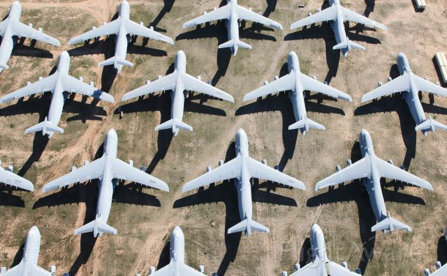 Lockheed C-5 Galaxy — - The Lockheed C-5 Galaxy
