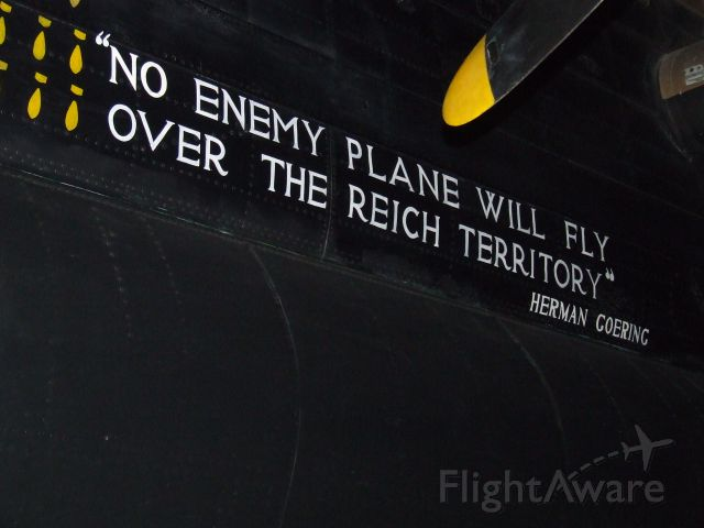 SSUGAR — - Nose art on Lancaster in RAF Museum, Hendon. London
