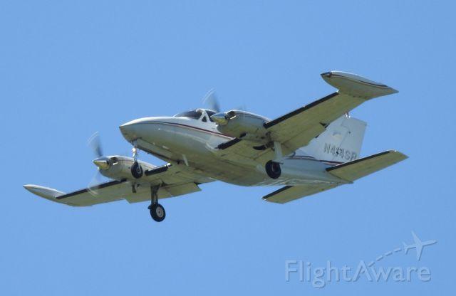 Cessna Chancellor (N414SR)