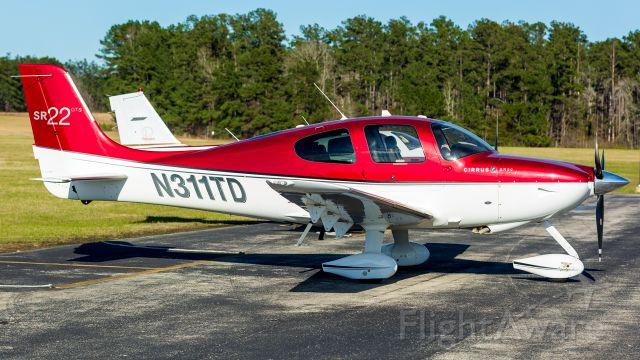Cirrus SR-22 (N311TD)