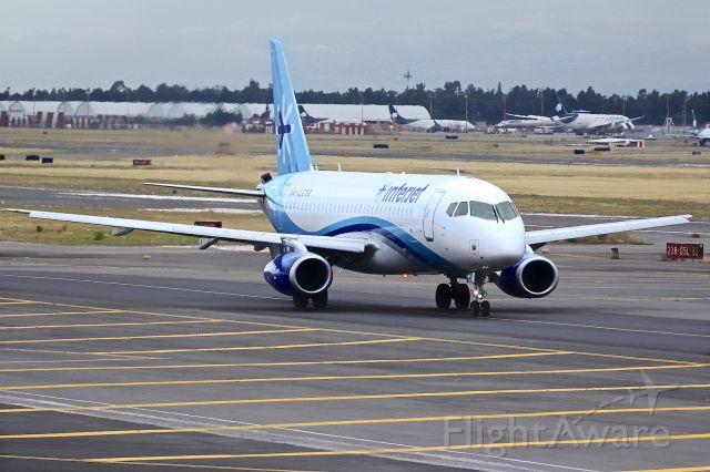 Sukhoi Superjet 100 (XA-JLG)