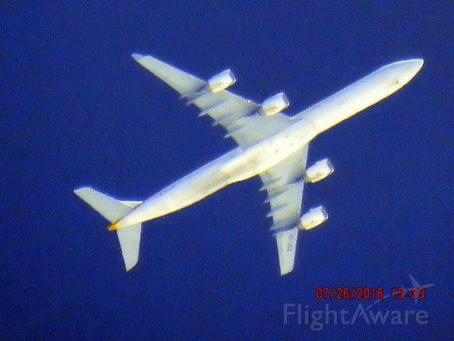 Airbus A340-600 (EC-JLE)
