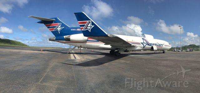 BOEING 727-200 (N395AJ) - b727-200