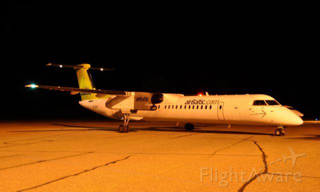 de Havilland Dash 8-400 (YL-BAI) - Air Baltic De Havilland Canada DHC-8-402Q Dash 8 YL-BAI in Turku