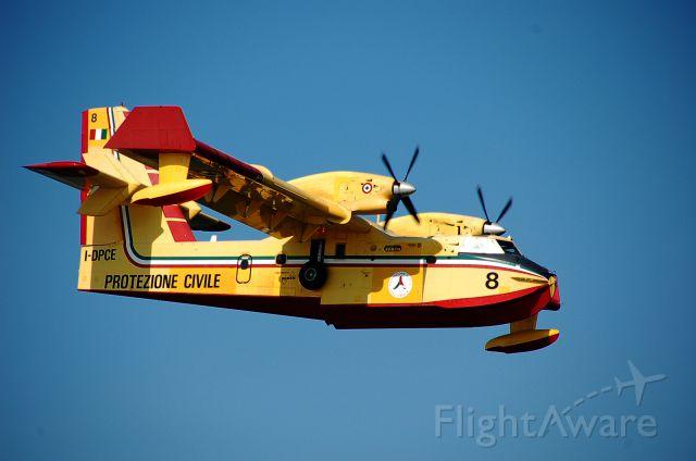 Canadair CL-41 Tutor (I-DPCE)