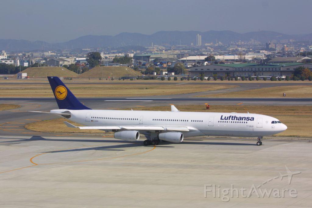 Airbus A340-300 (D-AIGO)