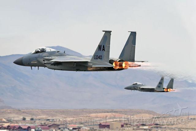 McDonnell Douglas F-15 Eagle (N83040)