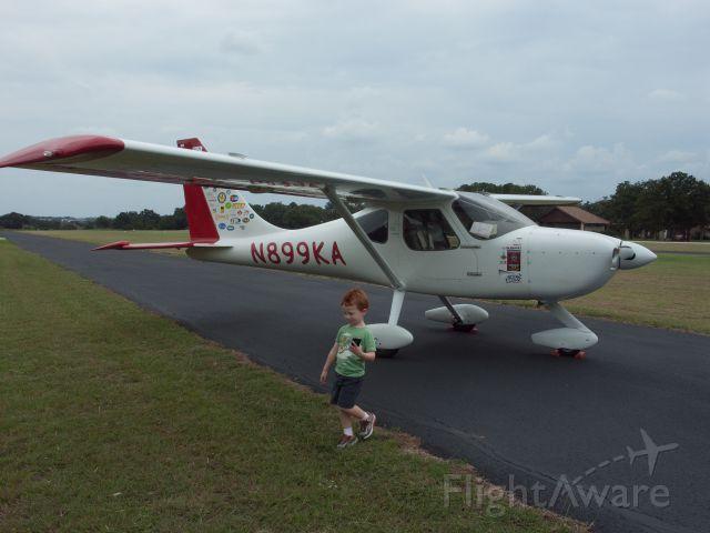 STODDARD-HAMILTON Glasair (N899KA) - 2014 Breakaway Park Flyin