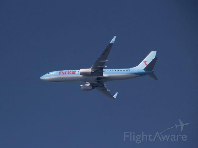 Boeing 737-800 (PH-TFB)