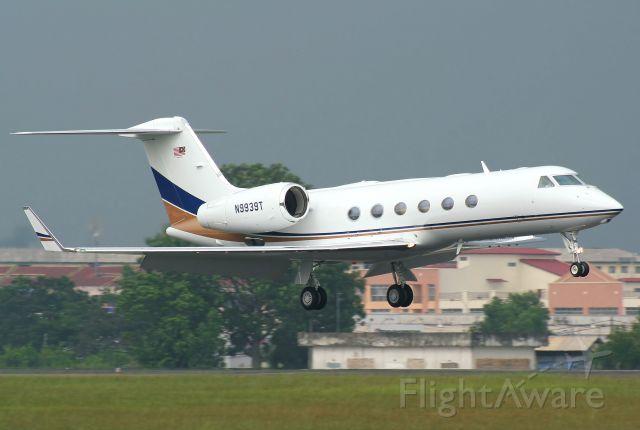 Gulfstream Aerospace Gulfstream V (N9939T)