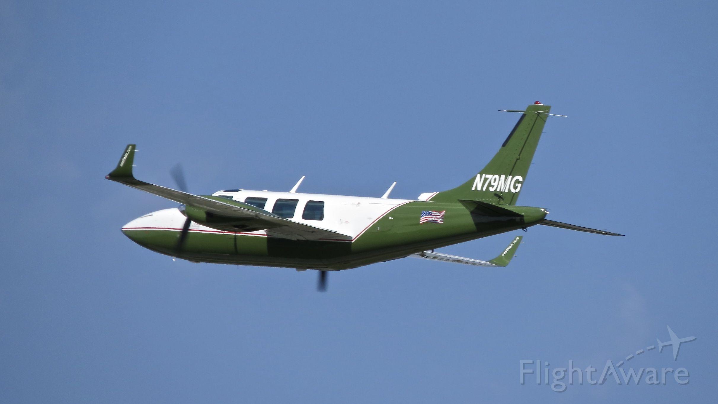 Piper Aerostar (CSJ79)