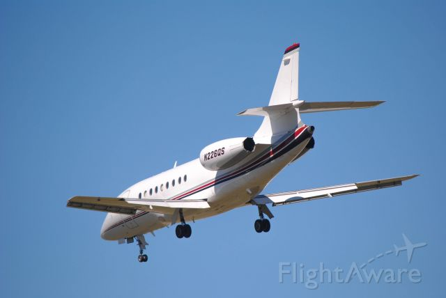 Dassault Falcon 2000 (N226QS)