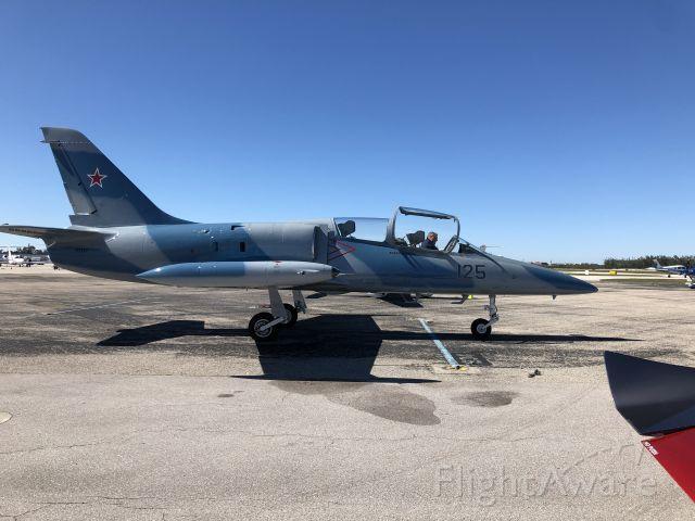 Aero L-39 Albatros (N39BZ) - Awesome commuter...