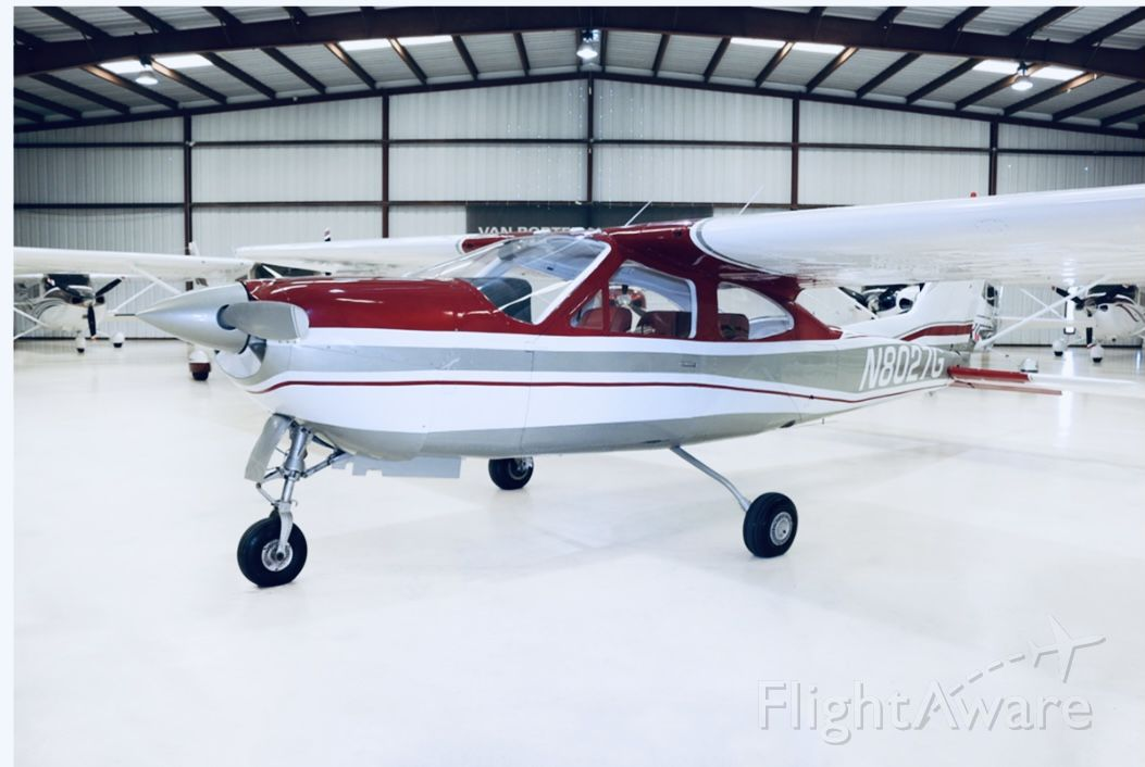 Cessna 177RG Cardinal RG (N8027G)