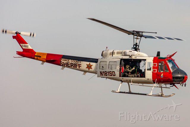Bell UH-1V Iroquois (N181SD)
