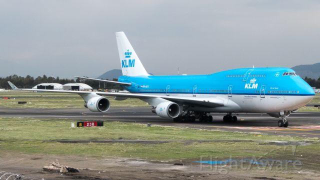 Boeing 747-400 (PH-BFI)