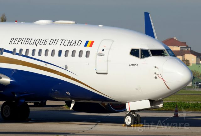 Boeing 737-700 (TT-ABD)