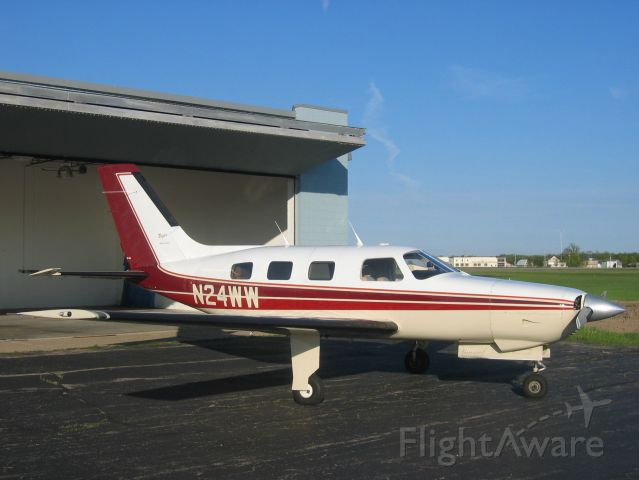 Piper Malibu Mirage (N24WW) - 1985 PA-46-310P