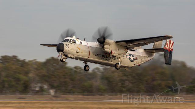Grumman C-2 Greyhound (16-2164)
