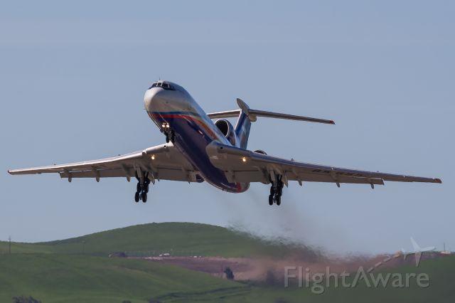 Tupolev Tu-154 (RF-85655)