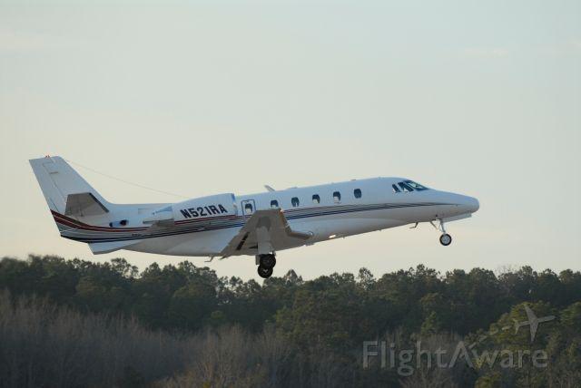 Cessna Citation Excel/XLS (N521RA)