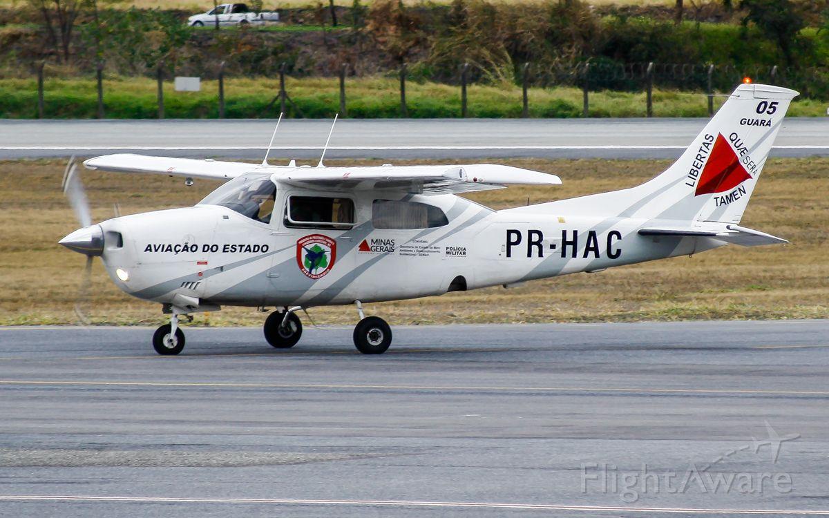 Cessna Centurion (PR-HAC)