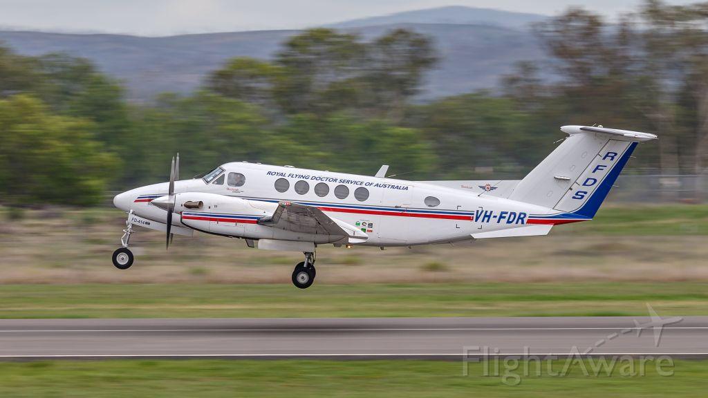 Beechcraft Super King Air 200 (VH-FDR)