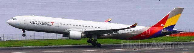 Airbus A330-300 (HL7754)