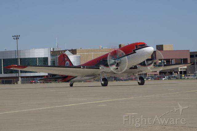 Douglas DC-3 (turbine) (C-GJKB)