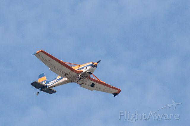 Cessna T188 AgHusky (N9889V)