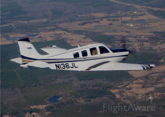 N136JL — - Over West AL