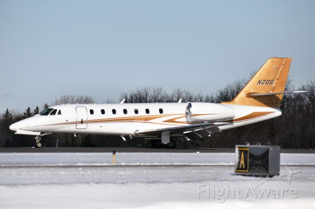 Cessna Citation Sovereign (N2QG) - Privately Owned Cessna Citation Sovereign