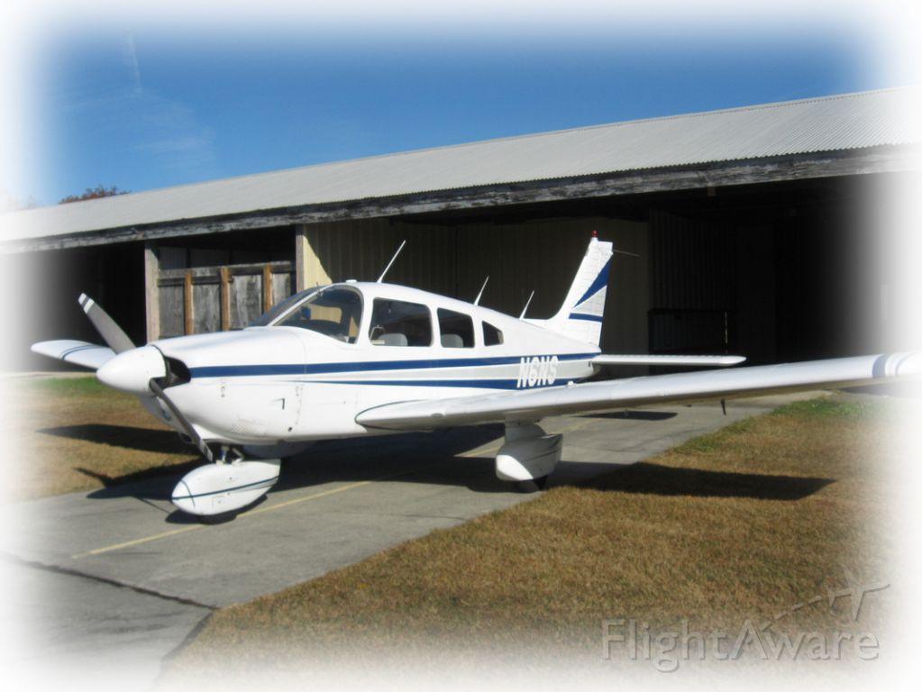 Piper Cherokee (N6NS)