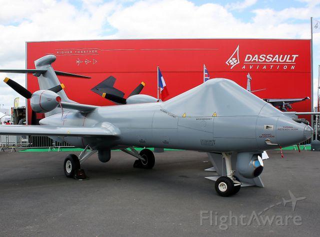 Dassault BAE System  Telemos — - Dassault BAE System  Telemos at Paris-Le Bourget Air Show (LFPB-LBG) in june 2011