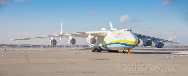 Antonov An-225 Mriya (UR-82060) - Never thought I