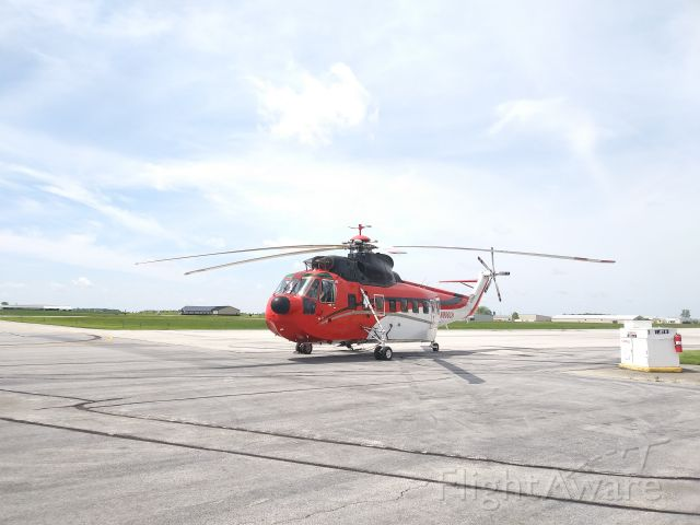 N906CH — - Thought it was a local R-22 hovering over my hangar when they landed