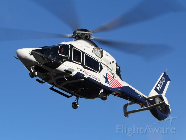 AIRBUS HELICOPTERS H-160 (F-WWPL)