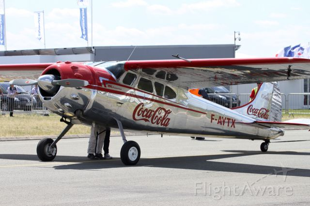 Cessna LC-126 (F-AYTX) - Cessna 195