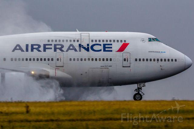 Boeing 747-400 (F-GITJ)